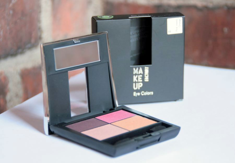 Make up Factory Eye Colors