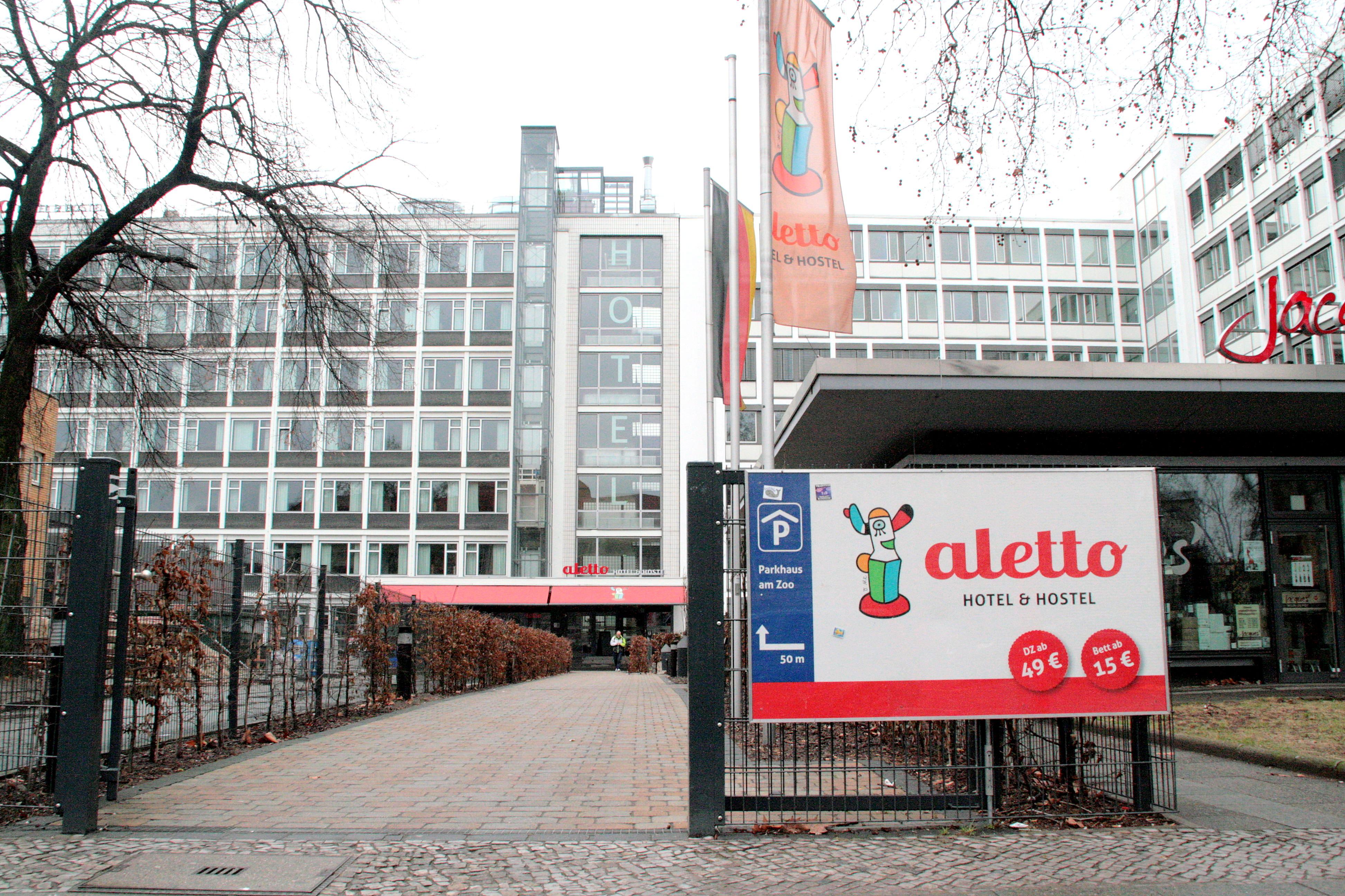 aletto Hotel Berlin Kurfürstendamm