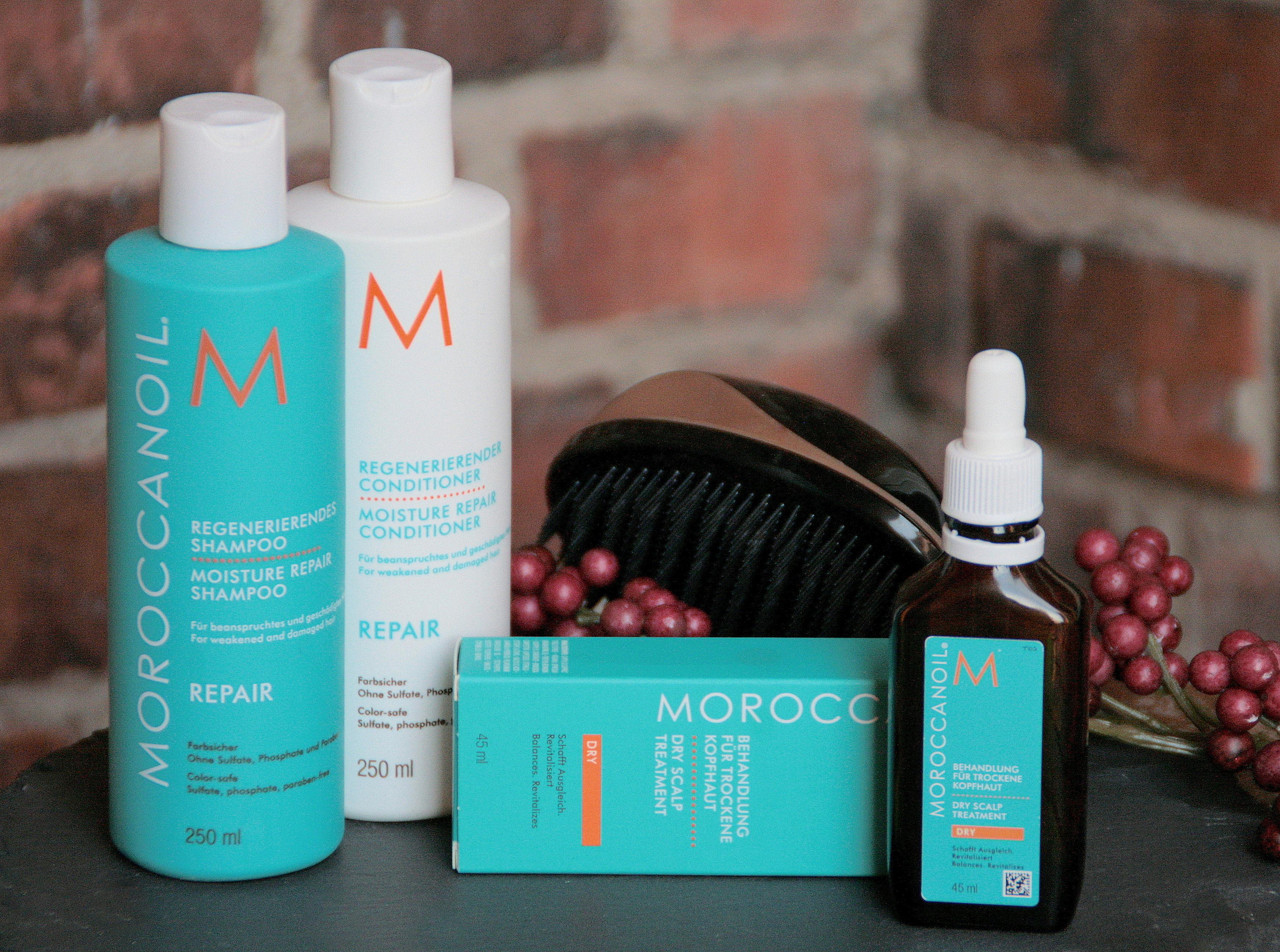 Moroccanoil Haarpflege Produkte